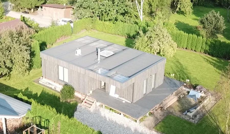 Дом новостройка в Марупе