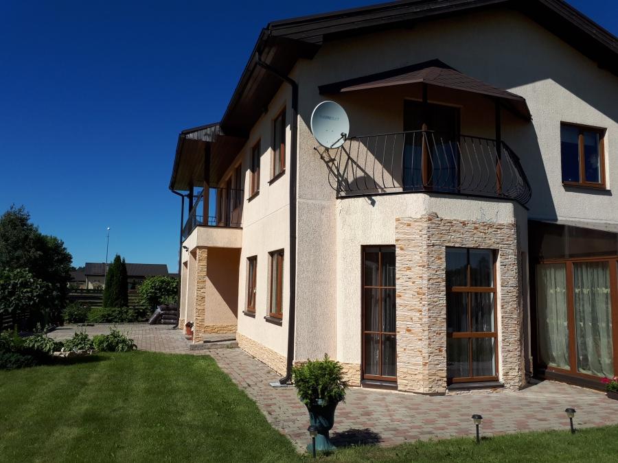 Дом в Яунолаине