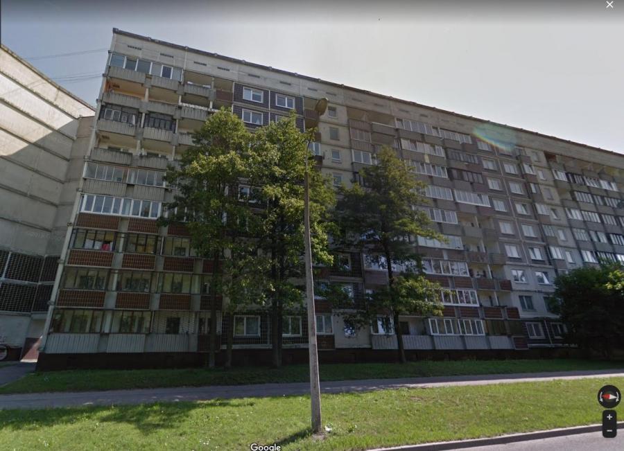 Квартира в Золитуде с ремонтом
