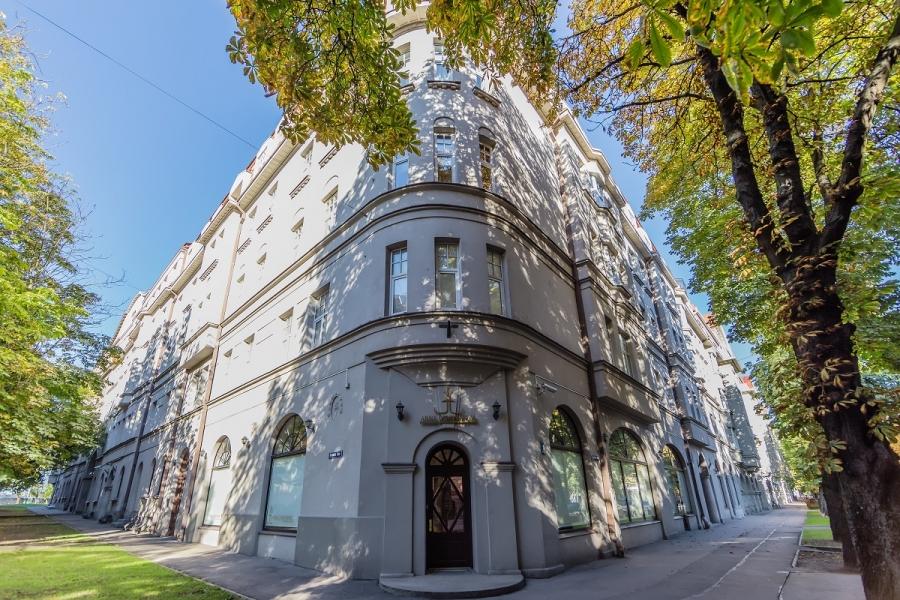 Офисные помещения в тихом центре Риги