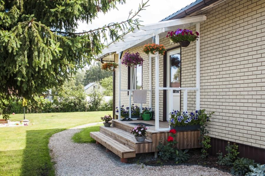 Продается дом новостройка в Bukulti