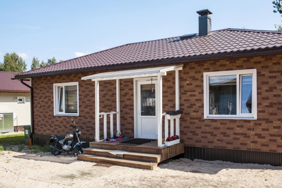 Продается дом новостройка в Саласпилсе