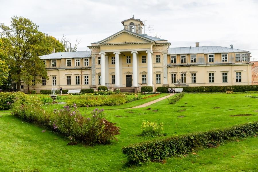 Комплекс исторических и архитектурных сооружений Латвии