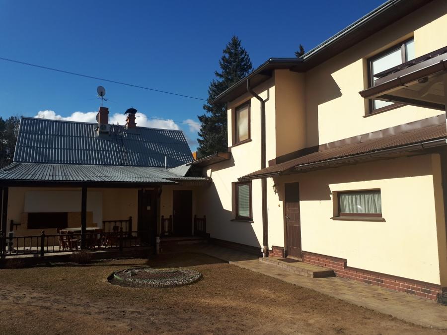 Два дома в Межциемсе