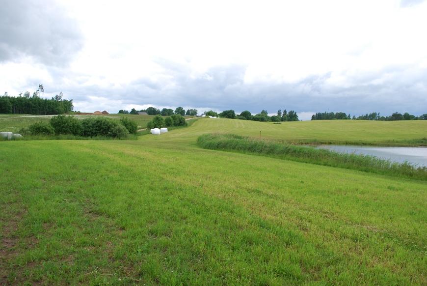 Сельскохозяйственная земля (Вецпиебалга)